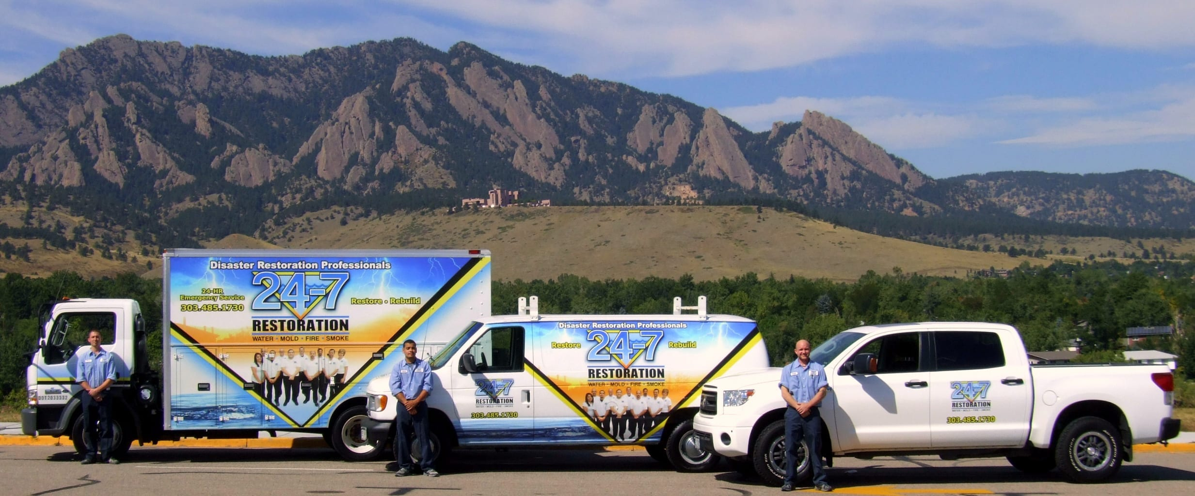 emergency restoration services in Boulder, CO