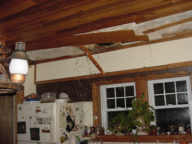 Longmont, Colorado Leaking Roof