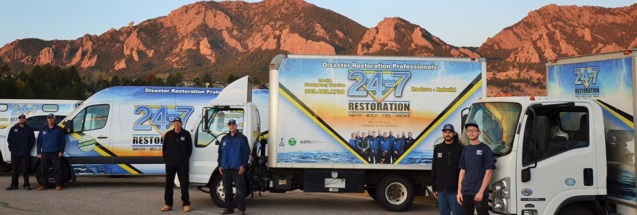 Boulder, Colorado Restoration Company Reviews
